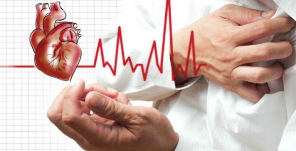 bệnh tim mạch ở đàn ông