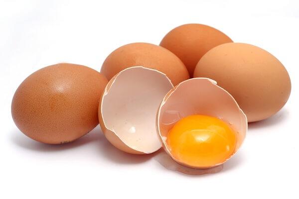 trứng gà giúp tăng cường sinh lí đàn ông