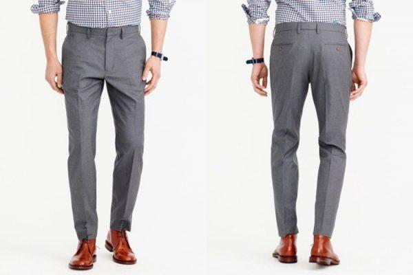 quần dài nam dáng thoải mái