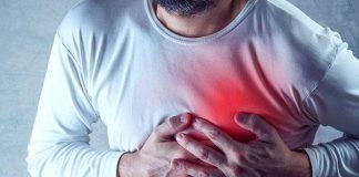 đau ngực-dấu hiệu bệnh tim