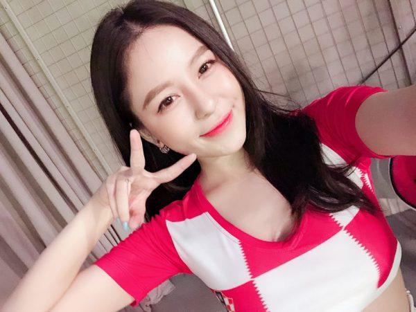 hot girl Trâm Anh