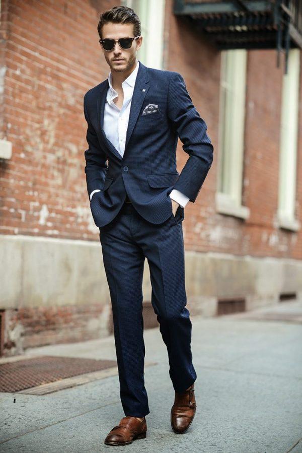 Bí quyết giúp phái mạnh tự tin mặc suit mùa Hè để trở nên lịch lãm