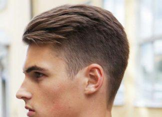 kiểu tóc đẹp danh cho nam mùa hè