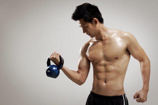 Chăm chỉ tập thể dục- cải thiện yếu sinh lý ở nam