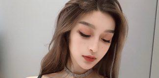 vẻ đẹp của hot girl nổi mạng xã hội trung quốc