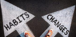 thay đổi thói quen để thành công