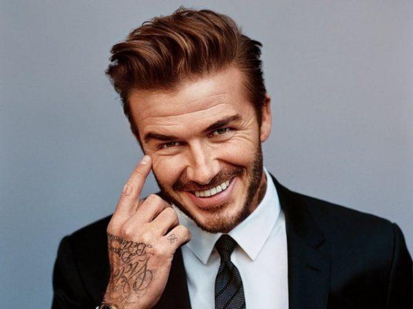 David Beckham có phong cách đàn ông hấp dẫn