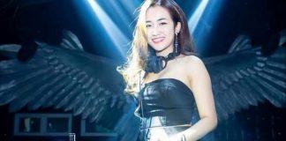 nữ dj xinh đẹp của việt nam