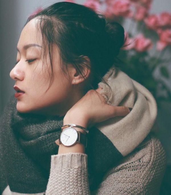 hot girl Hồ Thu Anh