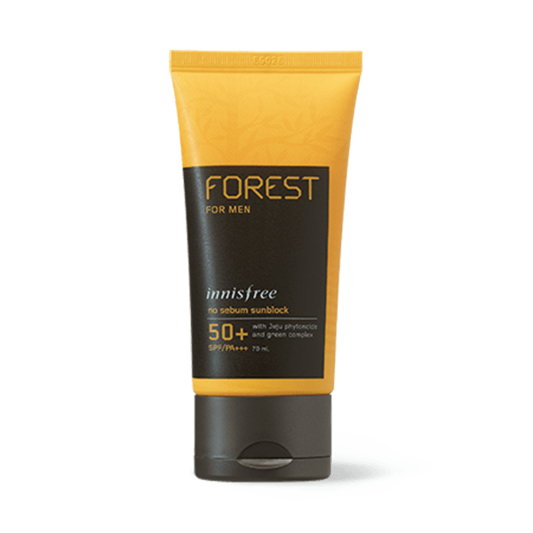 Innisfree no sebum sunblock for men