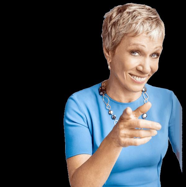 Barbara Corcoran là nhà sáng lập củaThe Corcoran Group