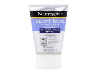 Kem chống nắng cho nam - Neutrogena Ultimate Sport Face Oil-Free Lotion