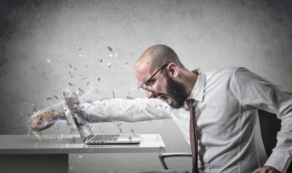 Làm chủ sự nóng giận để dẫn đến thành công trong công việc