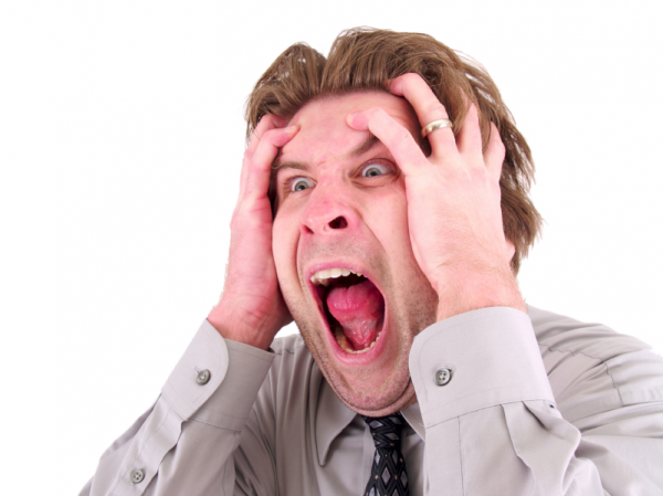 Tác hại của stress lên cơ thể nam giới