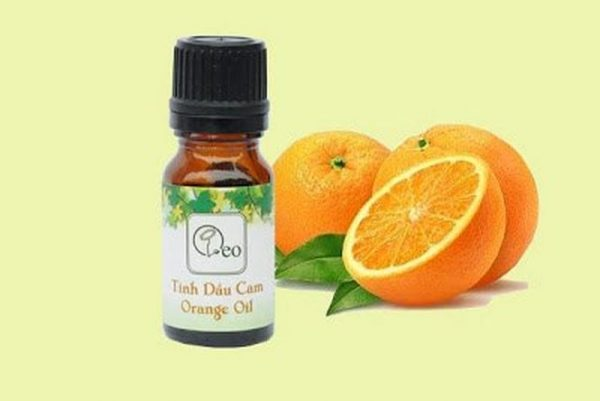 tinh dầu làm tăng hưng phấn