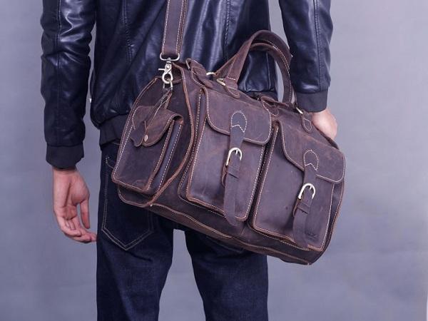 Túi Holdall -mẫu túi xách đẹp cho nam