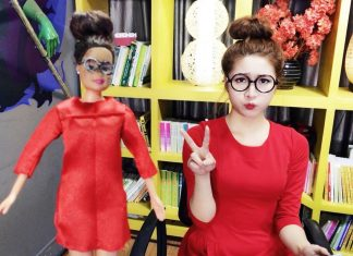 """Hot girl Vân Navy """"nàng Kiều Linh"""" trong 5s Online"""