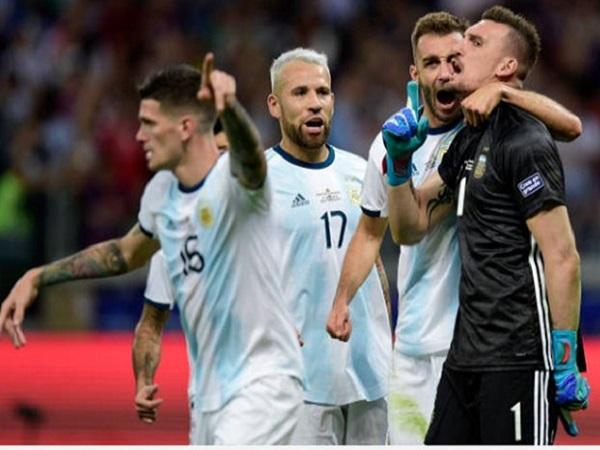 4 điểm nhấn nổi bật trận Argentina 1-1 Paraguay
