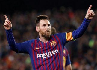 Lionel Messi báo tin vui cho HLV Valverde