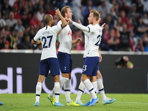 Tottenham 2-2 Bayern: Spurs đăng quang Audi Cup