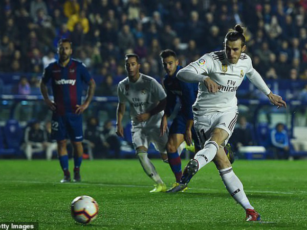Real Madrid và thử thách lớn khi phải tiếp đón Levante