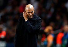 """Thua muối mặt ở Paris, CĐV Real đòi """"tống cổ"""" Zidane"""