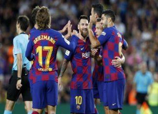 Barcelona ăn đứt Real Madird về nhiều khoản