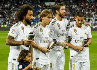 Real Madrid tổn thất lực lượng trước thềm đại chiếnGalatasaray