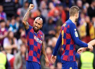 """""""Chiến binh"""" của Barcelona bùng cháy lần cuối"""