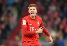 Bóng đá quốc tế 25/2: Thomas Muller tiết lộ lý do đến MU bất thành