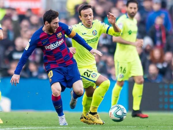 Messi nhận giải thưởng Oscar thể thao cùngLewis Hamilton