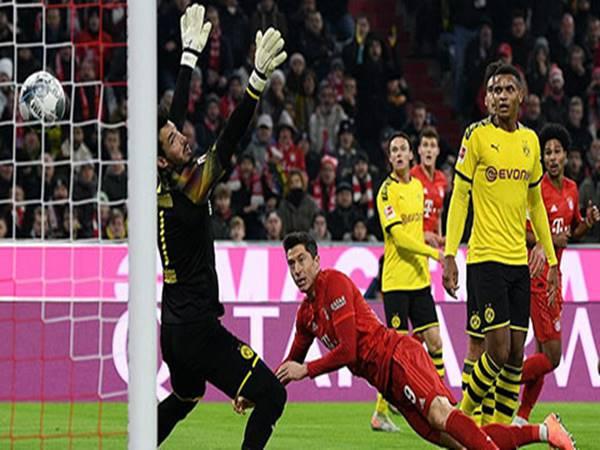 Nếu Covid 19 bùng phát trở lại Bundesliga kết thúc sớm
