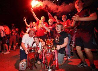 Bóng đá quốc tế 26/6: Liverpool vô địchNgoại Hạng Anh