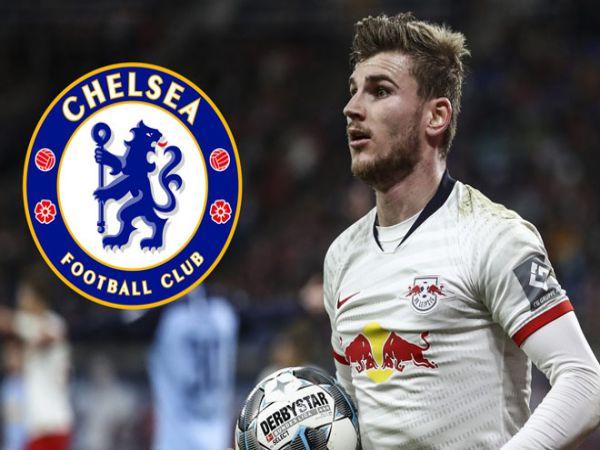 Tuần này Chelsea chốt thương vụ Timo Werner
