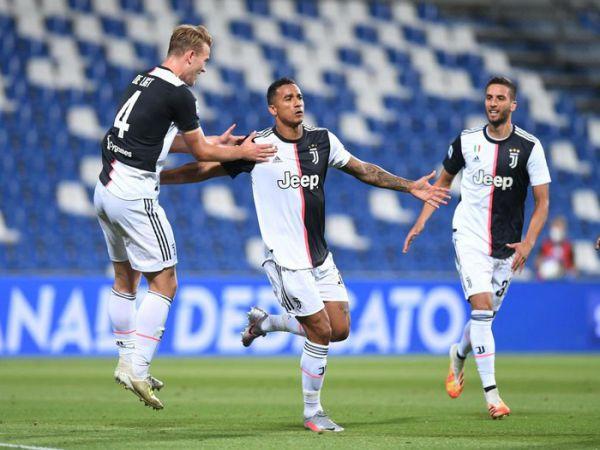 Ronaldo kém duyên trong trận hòa Sassuolo