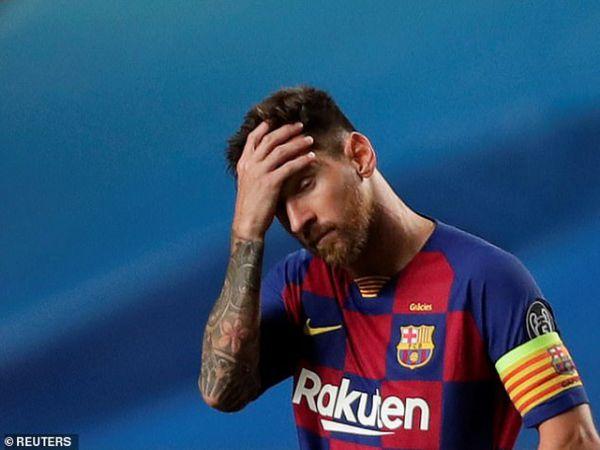 Tin bóng đá Barca 21/8: Messi đòi rời Barca trong buổi gặp HLV Koeman
