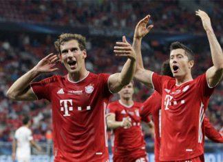 Bóng đá quốc tế 25/9: Đánh bại Sevilla, Bayern giành siêu cúp châu Âu