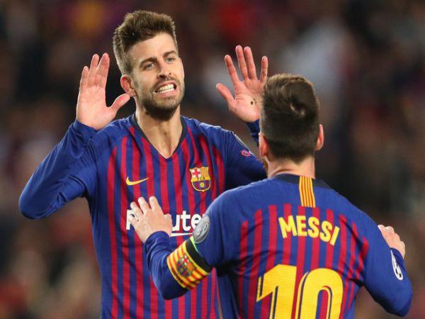 Tin bóng đá tối 4/9: Pique có cơ hội đeo băng đội trưởng Barca