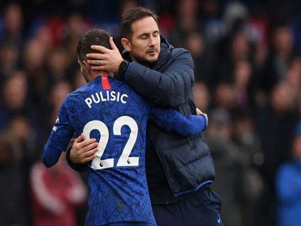 Tin bóng đá sáng 4/11: Chelsea thở phào với tình trạng của Pulisic