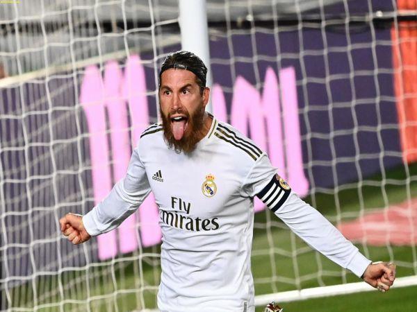 Tin bóng đá trưa 17/11: Ramos vẫn tự tin đá pen, chưa có ý định rời tuyển