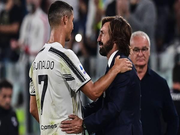 Ronaldo sẽ rời Juventus vì HLV Pirlo