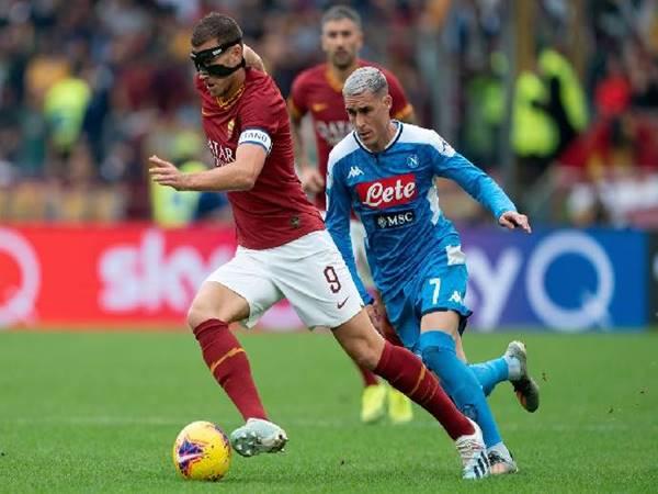 Nhận định kèo Châu Á AS Roma vs Napoli (2h45 ngày 22/3)