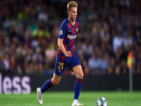 Tiểu sử Frenkie de Jong - Cầu thủ trẻ tài năng người Hà Lan