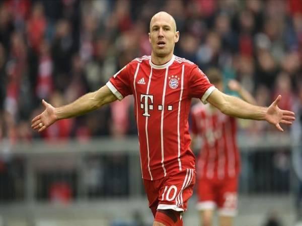 Bóng đá QT tối 10/5: Robben sẵn sàng trở lại tuyển Hà Lan