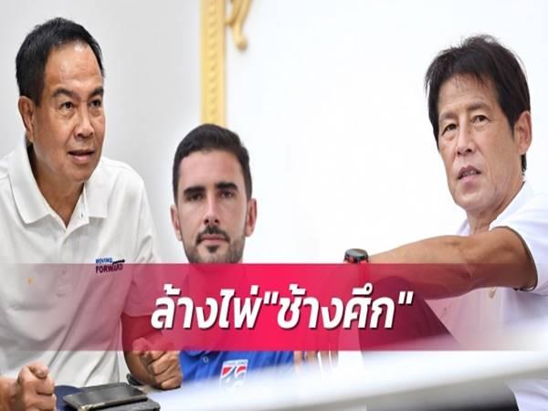 Bóng đá Quốc tế tối 28/6: LĐBĐ Thái Lan ra tối hậu thư với Akira Nishino