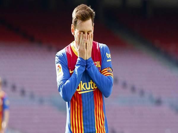Bóng đá QT chiều 10/8: Barca thiệt hại bao nhiêu khi để mất Messi