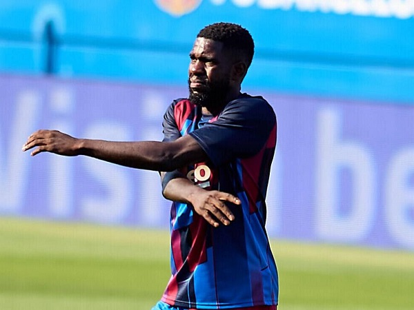 Chuyển nhượng bóng đá quốc tế 2/8: Samuel Umtiti chấp nhận rời Barca