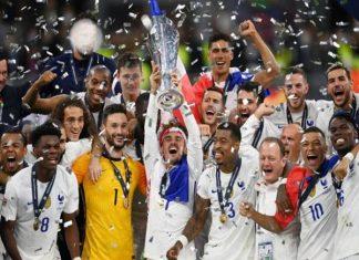 Bóng đá QT 11/10: Pháp đánh bại TBN vô địch Nations League